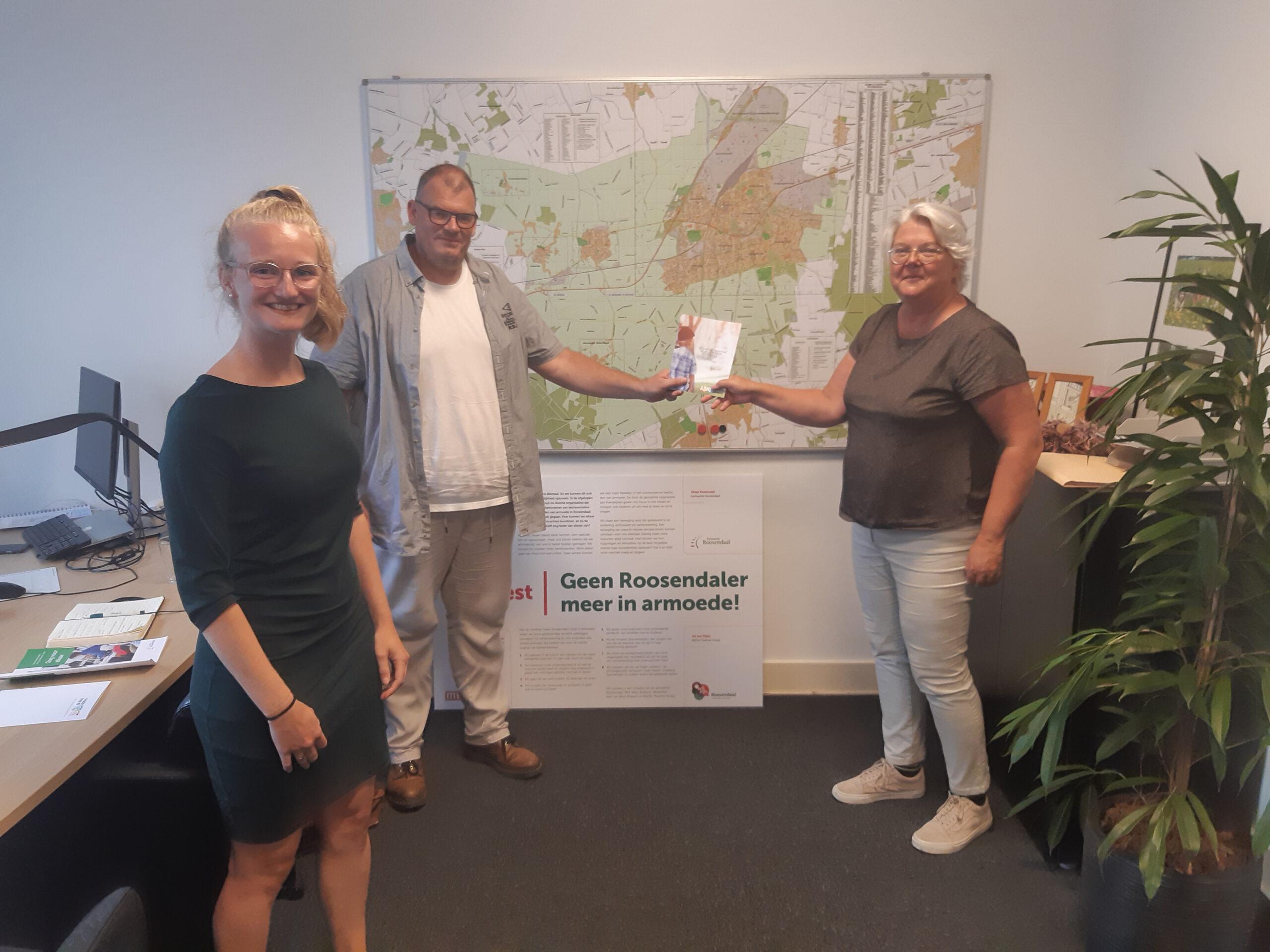 In gesprek over jeugdhulp bij de gemeente Roosendaal